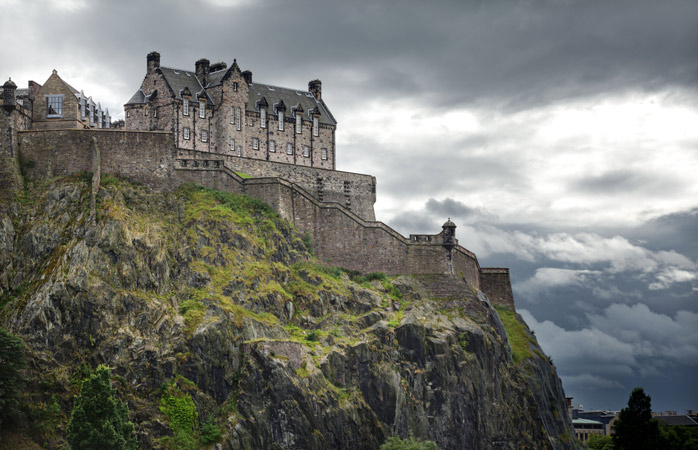 Edinburgh-Castle-de-schotse-whisky-ervaring-whisky-spoor