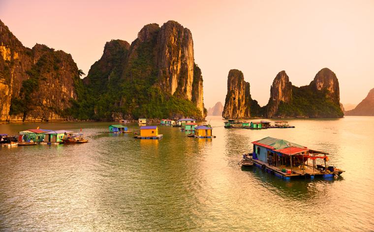 Backpacken in Vietnam: hier moet je naartoe