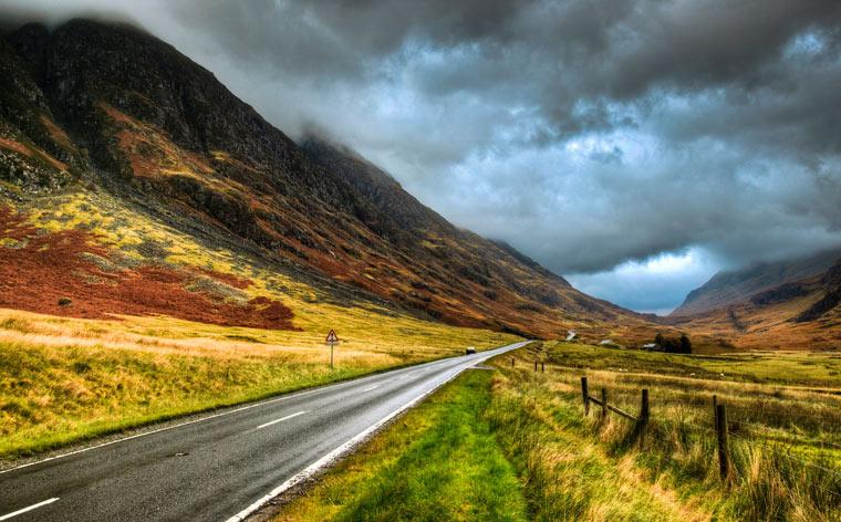 Het whisky-spoor: een epische reis door Schotland
