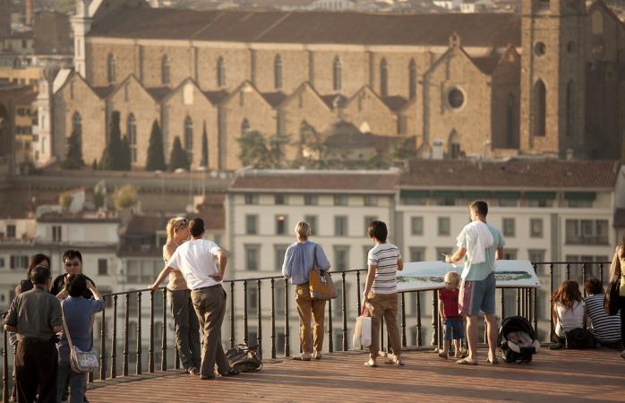 Eerste stop op de roadtrip Toscane: Florence © <a title=