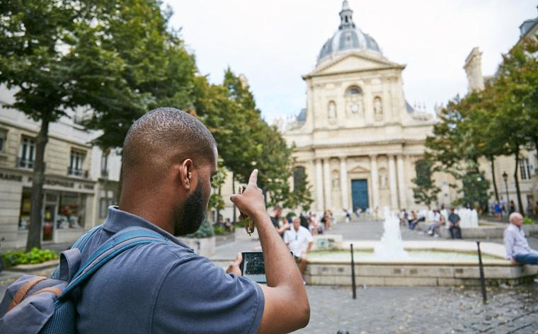Mensen van Alledag: Parijs als een local