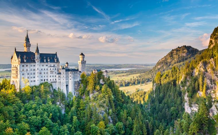 Romantische Route: complete gids van een sprookjesreis door Duitsland