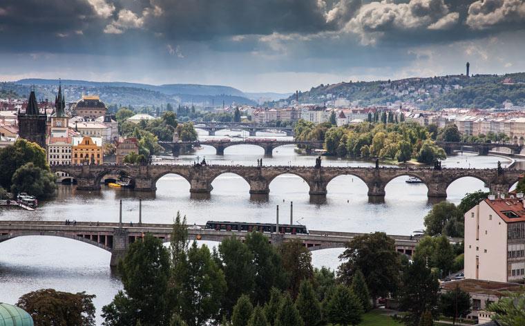 Rondreis Europa: een 12-daagse roadtrip van Wenen naar Praag