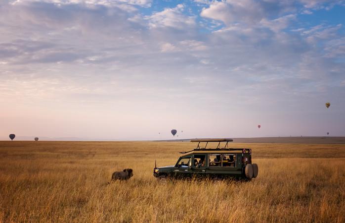 Naast de ongelooflijke diversiteit aan flora en fauna, heeft Kenia postkaartachtige stranden met azuurblauw zeewater.