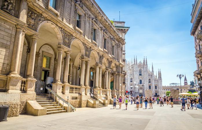 Mode en gastronomie zijn de grootste aantrekpunten van Milaan, maar ook voor cultuurliefhebbers is er meer dan genoeg te beleven.