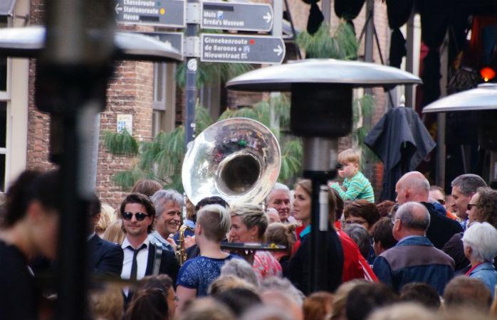 Stedentrip Breda - Breda jazzfestival
