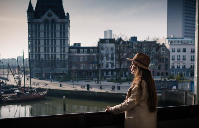 Breng een bezoekje aan Rotterdam tijdens Valentijnsdag en neem je lief mee naar de top van de Euromast.