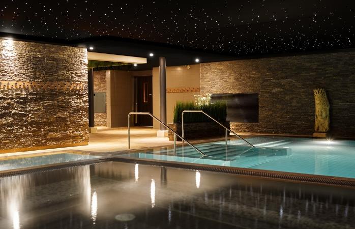 Geniet van de heerlijk verwarmde binnenbaden tijdens de koude winterdagen - Thermen Soesterberg.