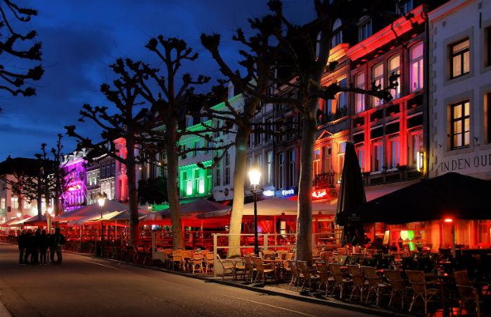 Stedentrip Maastricht - Vrijthof