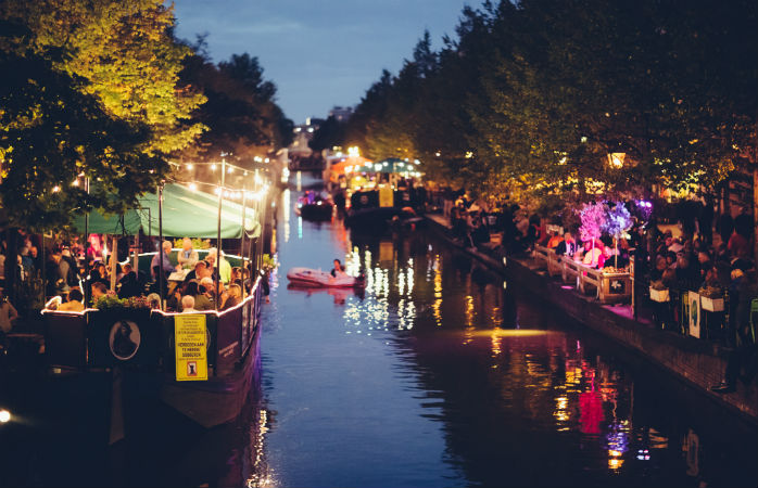 Stedentrip Den Haag - Bierkade