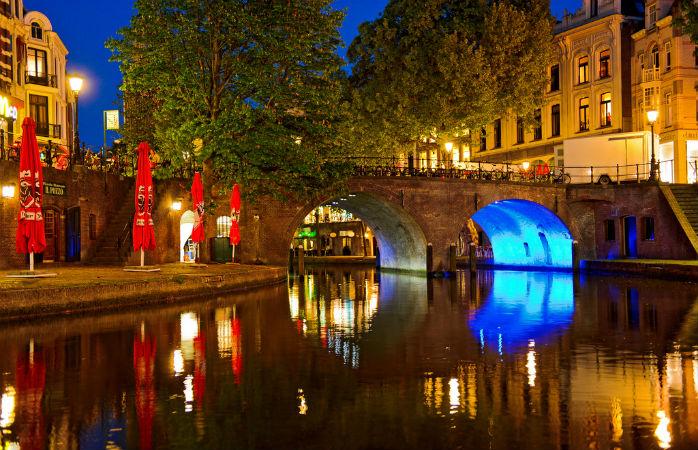 Stedentrip Utrecht - Prachtige grachten