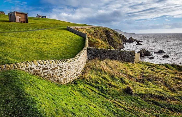 Wonderlijk natuurschoon op de Shetland-eilanden