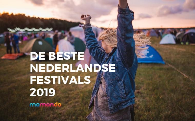 Festivals 2019: de 26 leukste Nederlandse muziekfestivals