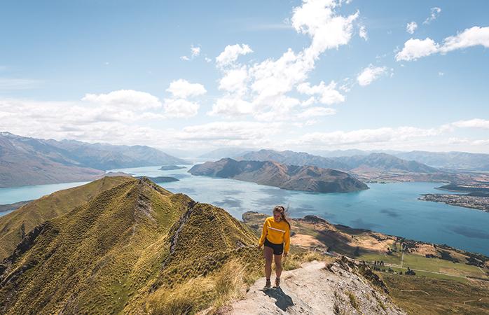 Roëll's tip voor een backpackroute uitstippelen: Koop een Lonely Planet en kijk op blogs en naar de routes die bloggers hebben afgelegd.