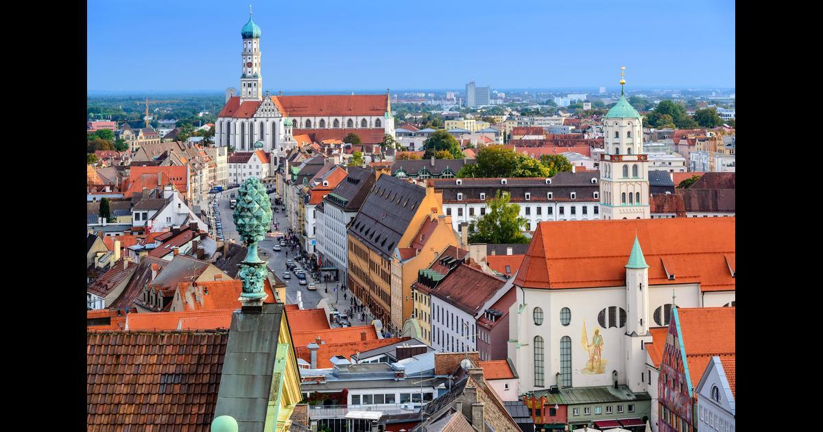 Auto huren in Augsburg - autoverhuur vanaf € 9 | momondo